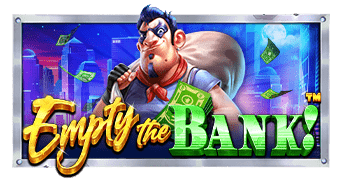 Banner Empty the Bank