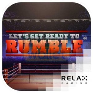 Icon Let's get ready to Rumble ทดลองเล่นสล็อต