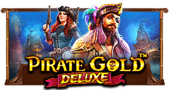 Banner Pirate Gold Deluxe