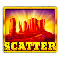 Scatter Wolf Gold